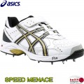 Asics Gel Speed Menace Low Cut Cricket Shoes