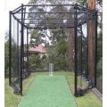 Home cricket wicket construction