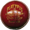 Platypus Match Leather 4 Piece Cricket Ball