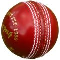 KD Viking 2 piece Leather Cricket Ball