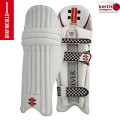 Gray Nicolls Silver Cricket Batting Pads