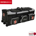 Gray Nicolls Silver Wheel Bag