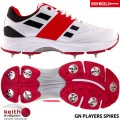 Gray Nicolls Players Metal Spikes - Senior