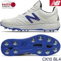 New Balance CK10 BL4 Cricket Shoes
